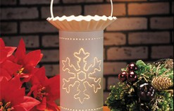 Wax Warmer Snowflake
