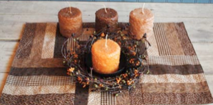 Fall & Winter Candles